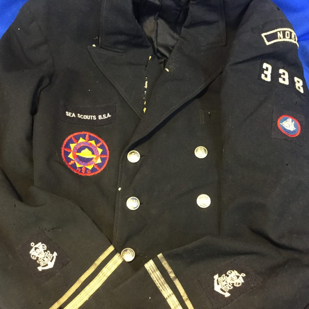 Sea Scout Jacket Norfolk Va