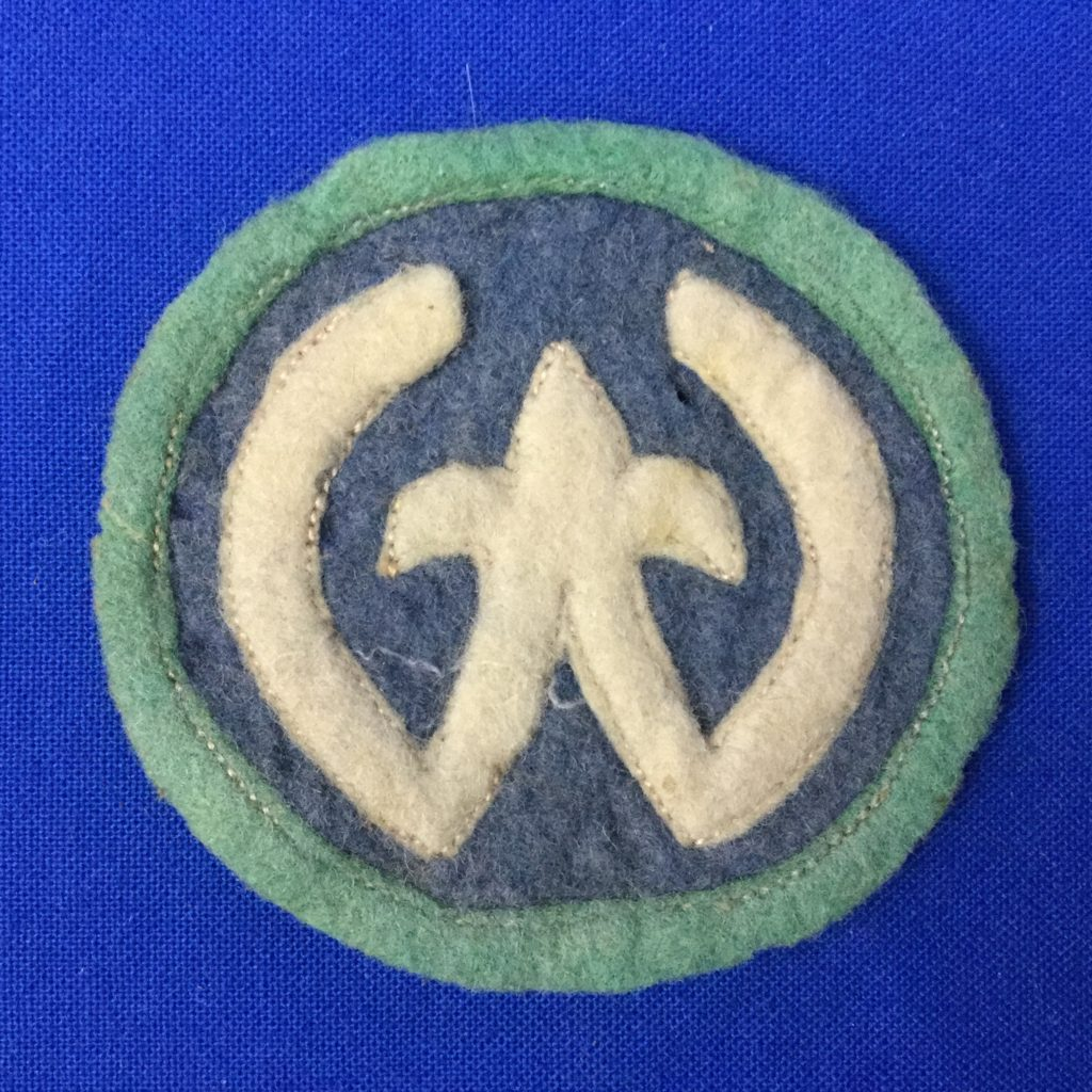 Camp Washington Patch
