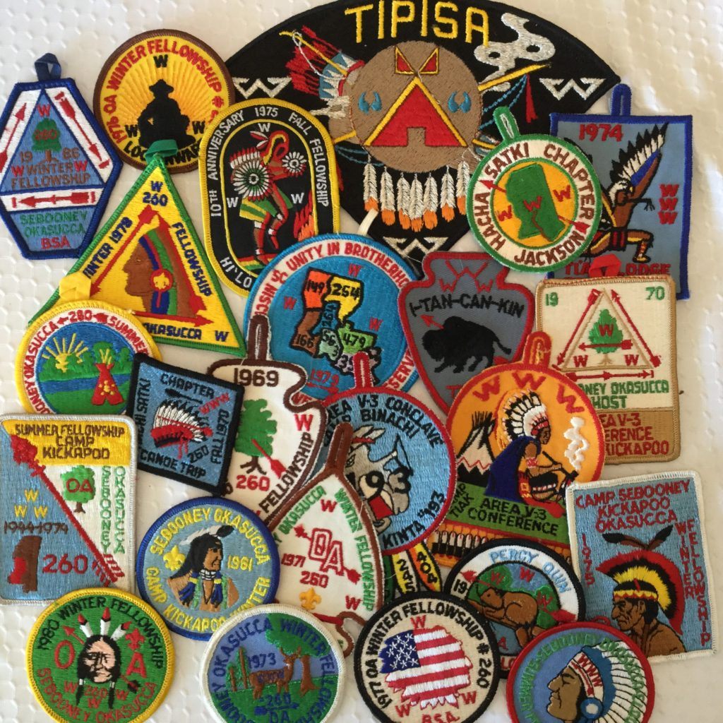 OA Patches