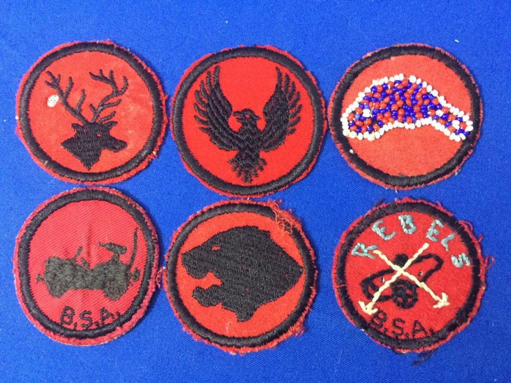 Patrol Medallions