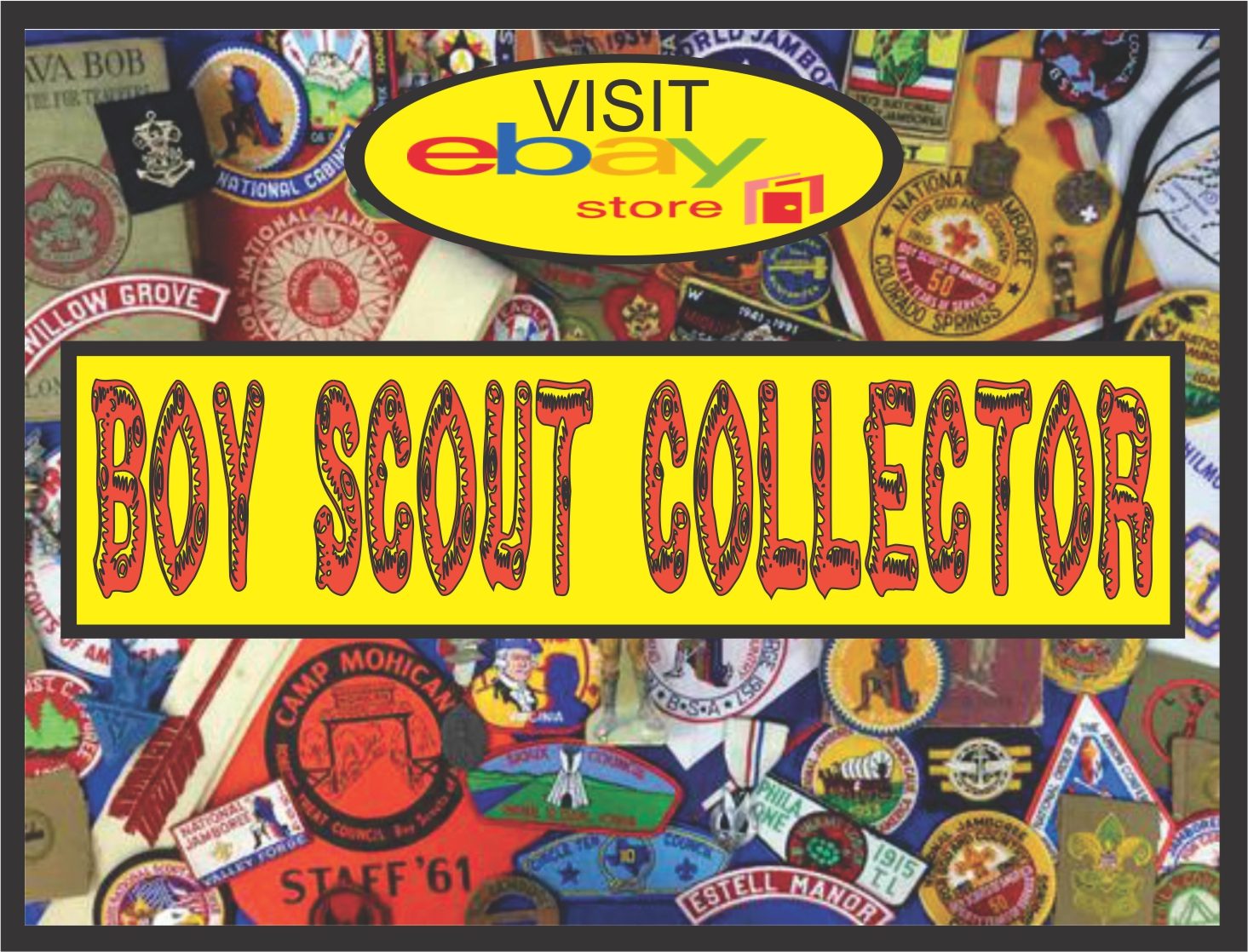 ebay store Boy scout Collector
