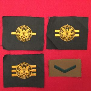1940's Explorer Scout Position Patches