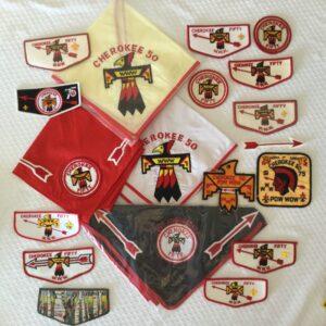 OA Cherokee Lodge 50